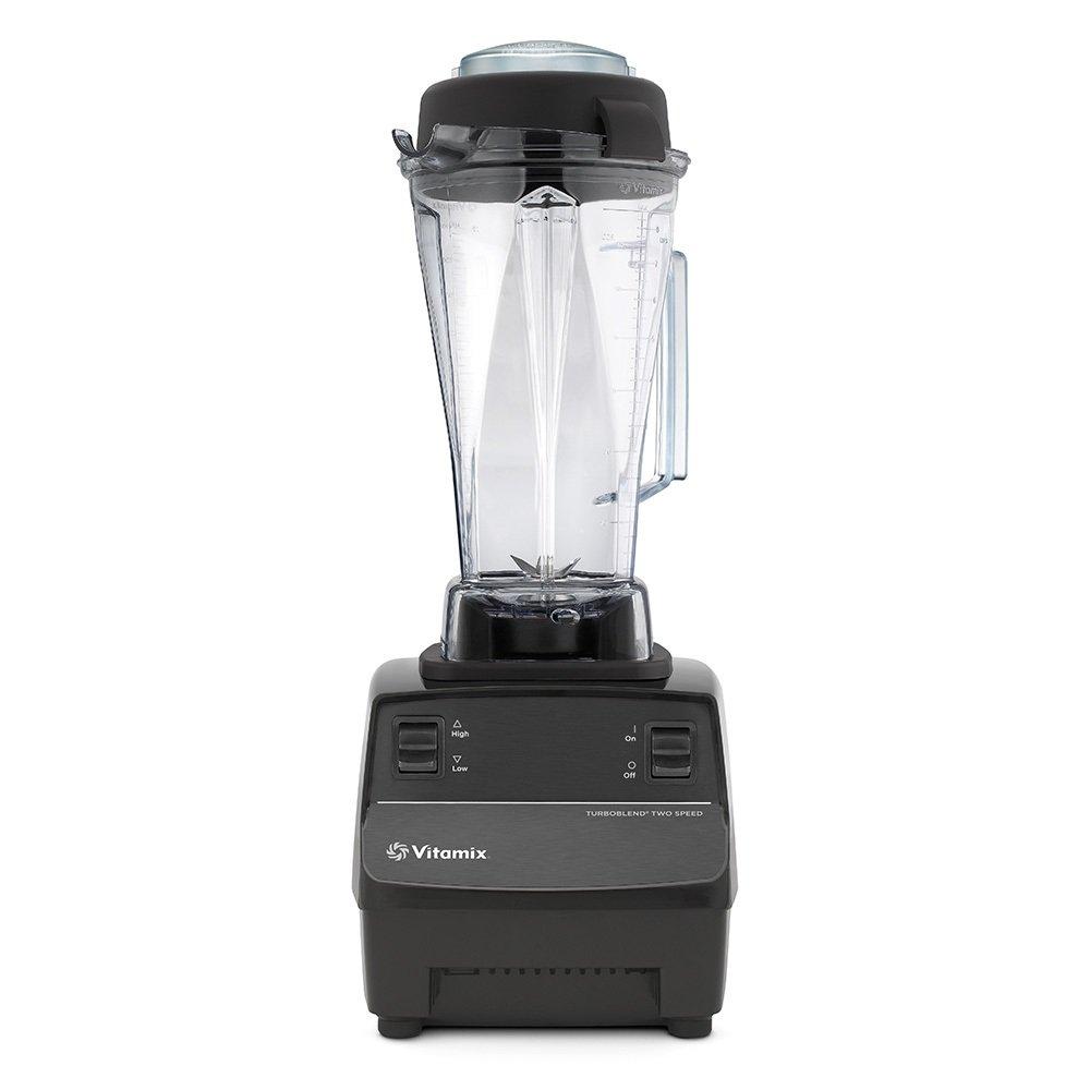 Amazon.com: Vitamix Two Speed Blender, Black (Certified Refurbished ...