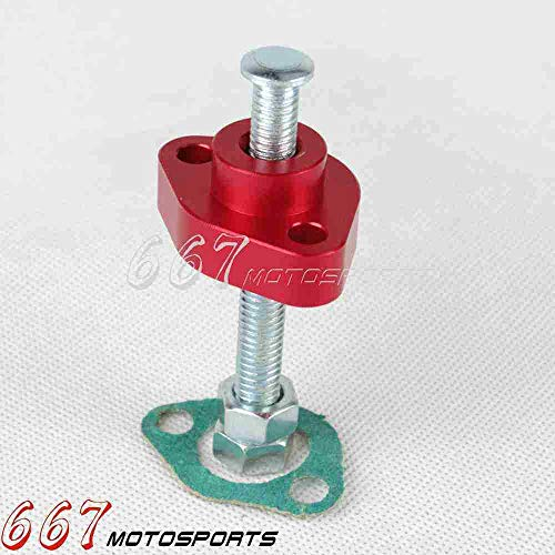 FidgetGear ALU Timing Cam Chain Tensioner Adjuster for Honda CBR 600 F3 F4/F4I CBR 900RR