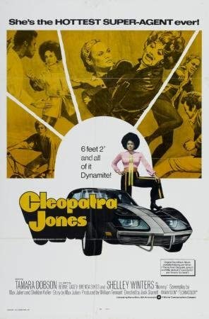 Amazon Com Cleopatra Jones Movie Poster 24x36 Prints Posters Prints