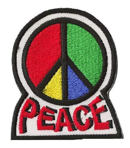 NagaPatches Patche Stemma termoadesivo Peace 70/s