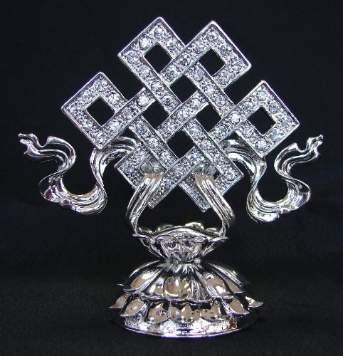 (Feng Shui Import Bejeweled Wishfulfilling Mystic Knot )