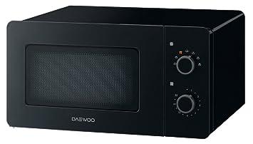 Daewoo KOR-5A17B Encimera Solo - Microondas (Encimera, Solo microondas, 15 L