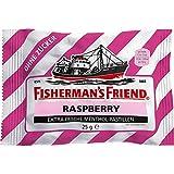 Fisherman's Friend - Raspberry / Himbeere - ohne Zucker - 24 x 25g