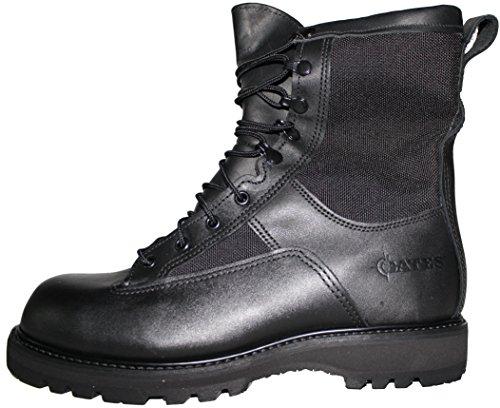 (Bates 21500 Mens Gore-TEX ICB Lightweight Waterproof Boot 12.5D (M) US Black)