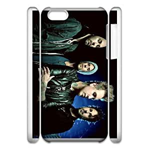 alternative rockwide iphone 5c Cell Phone Case 3D White yyfD-331204