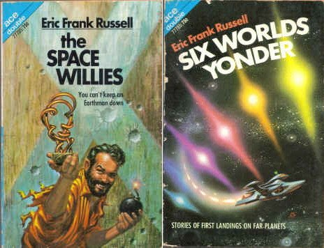 The Space Willies / Six Worlds Yonder (Classic Ace Double D-315)