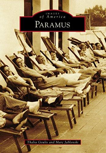 Paramus (Images of America) - Plaza State Garden