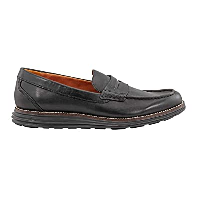 c541e631eb1 Cole Haan Men s Original Grand Penny II Black Black 7 ...