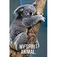 My Spirit Animal: Koala Journal