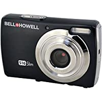 Bell+Howell Slim S16-BK 16Digital Camera with 2.7-Inch LCD (Black)