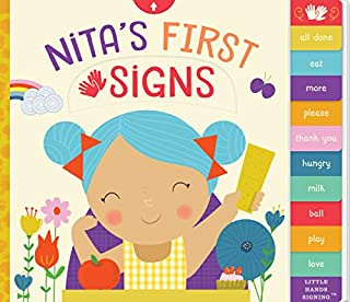 Book Cover: Nita's First Signs