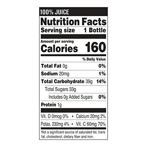 Tropicana Ruby Red Grapefruit Juice, 10 Ounce (Pack of 24)