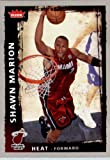2008 Fleer Basketball Card (2008-09) IN SCREWDOWN CASE #97 Shawn Marion Mint
