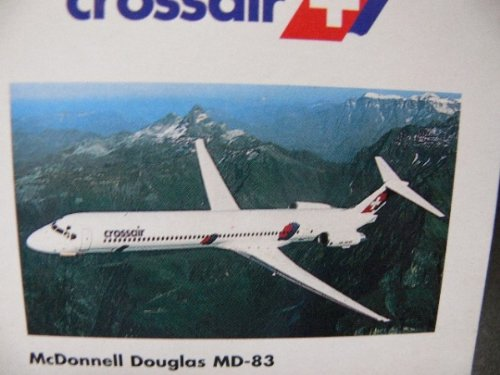 AIRCRAFT MODEL 290 CROSSAIR DOUGLAS MD-83