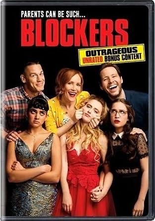 Amazon Com Blockers Dvd 2018 New Comedy Movies Tv