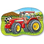 Orchard Toys Little Tractor Jisgaw Puzzle