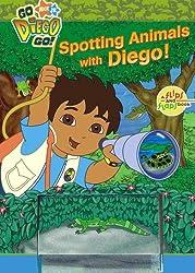Spotting Animals with Diego! (Nick Jr. Go Diego Go!)