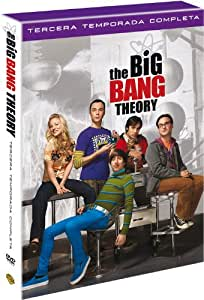 The Big Bang Theory - Temporada 3 [DVD]: Amazon.es: Carol
