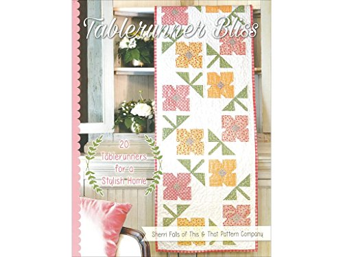 It's Sew Emma It's Tablerunner Bliss Bk ()