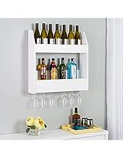 Prepac Floating Wine Rack