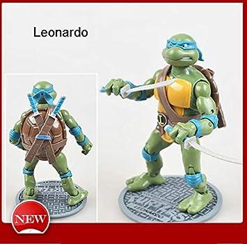 Adwe Teenage Mutant Ninja Turtles Figuras Personas Juguete ...