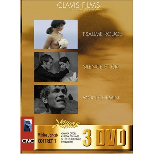 Miklós Jancsó Collection - 3-DVD Box Set ( Még kér a nép / Csend és kiáltás / Így jöttem ) ( Red Psalm / Silence and Cry / My Way - Collection Es Usa