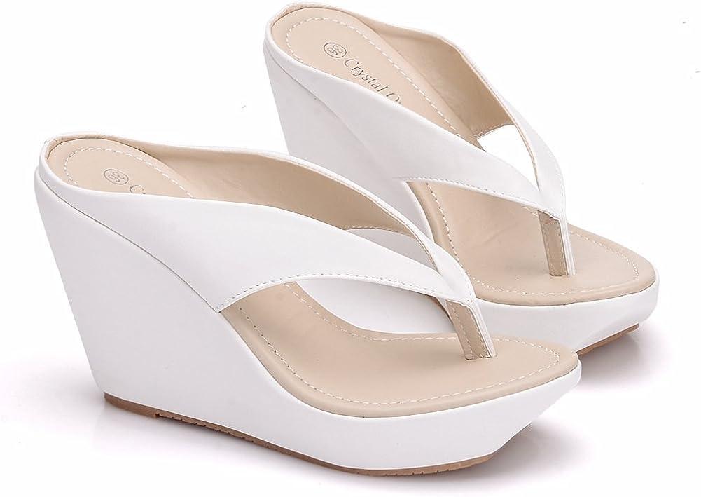 Crystal Queen Women Beach Sandals