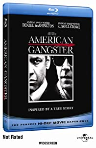 Cover Image for 'American Gangster Unrated Extended Edition'