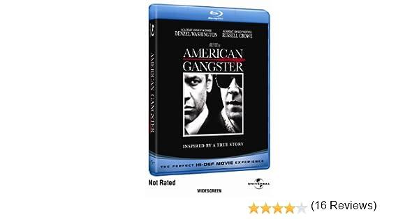 American Gangster [USA] [Blu-ray]: Amazon.es: Denzel Washington, Russell Crowe, Chiwetel Ejiofor, Josh Brolin, Lymari Nadal, Ted Levine, Roger Guenveur ...