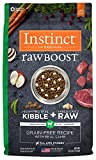 Instinct Raw Boost Grain Free Recipe with Real Lamb Natural Dry Dog Food by Nature's Variety, 20 lb. Bag