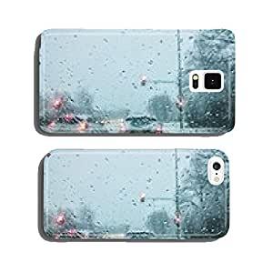 winter road conditions cell phone cover case iPhone6 Plus