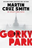 Front cover for the book Gorky Park by Martin Cruz Smith
