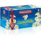 Pompadour - Camomilla Setacciata Per Infuso - 18 Bustine de 1,7 gr