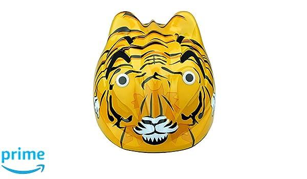 Oxford Little Animal - Casco Infantil, Color Orange Tiger, Tamaño Universal Toddler (48cm - 52cm): Amazon.es: Deportes y aire libre
