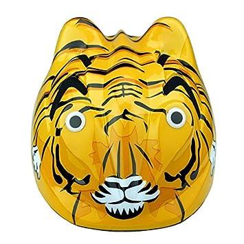 Oxford Little Animal - Casco Infantil, Color Orange Tiger, Tamaño Universal Toddler (48cm