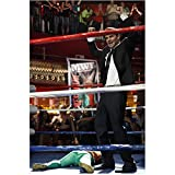 Bones David Boreanaz as Special Agent Seeley Booth in the Wrestling Ring as Champion 8 x 10 inch photo