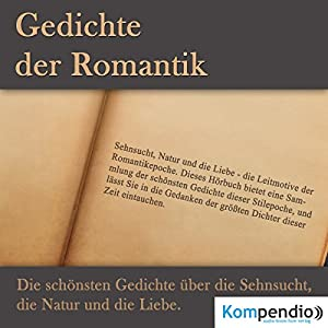 Gedichte der Romantik Hörbuch