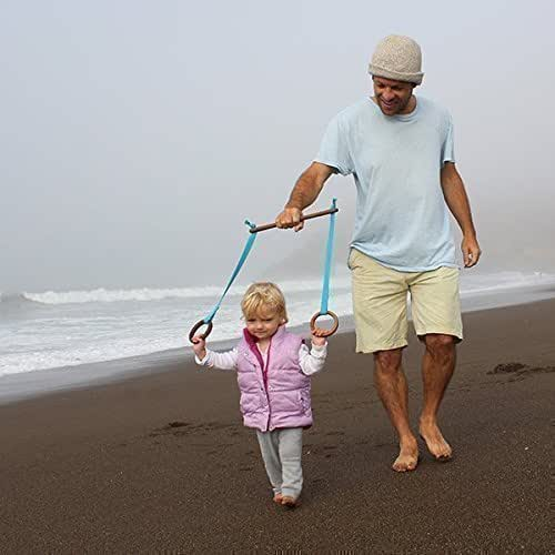 Willa Walker - Turquoise- A tool for helping toddlers learn to walk - IN STOCK NOW!