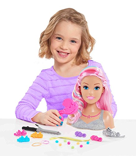 Barbie Dreamtopia Styling Head - http://coolthings.us