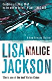 Malice by Lisa Jackson front cover