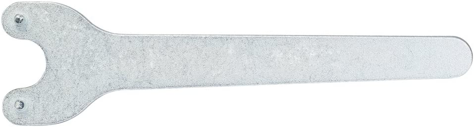 Bosch 1607950043 Two-Hole Spanner for Single-Handed Angle Grinder