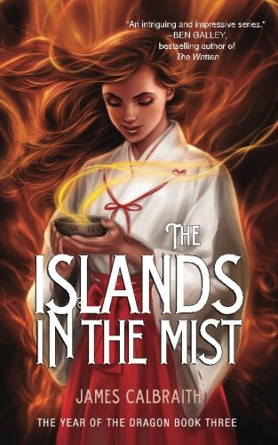 book cover of The Islands in the Mist