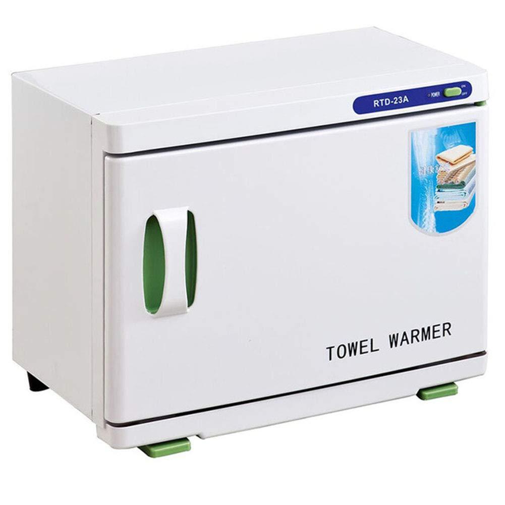 Gao @ UV Cabinet Towel Disinfection Electric Towel Disinfection Cabinet UV Light Sterilizer Facial Salon Spa Towel Machine Hot Towel Cabinet 23L MFSW