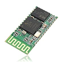 HITSAN RS232 TTL HC-06 Wireless Bluetooth RF Transceiver Serial Module For Arduino One Piece