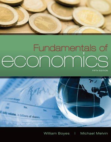 Bundle: Fundamentals of Economics, 5th + Aplia Printed Access Card