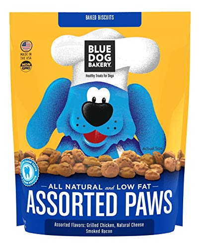 (Blue Dog Bakery Natural Dog Treats, More Flavors, 2.5 lb. Pack of)