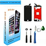 For iPhone 6S 4.7 inch LCD Replacement screen with 3D Touch Screen Digitizer Fram Assembly Full Set + free Tools + Manual(black) …