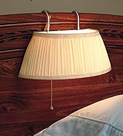 Amazon.com: TRM Headboard Lamp, White, Single: Home Improvement