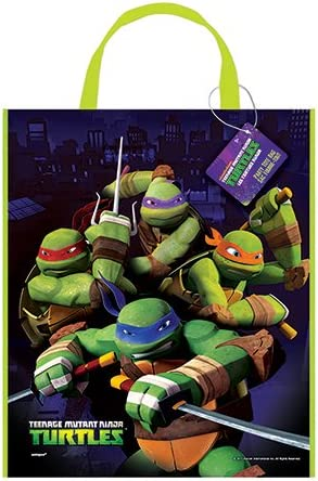 Amazon.com: Tortugas Ninja mutantes adolescentes, bolsa ...