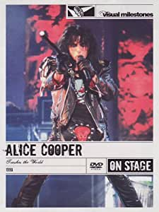 Alice Cooper - Trashes the World [Alemania] [DVD]